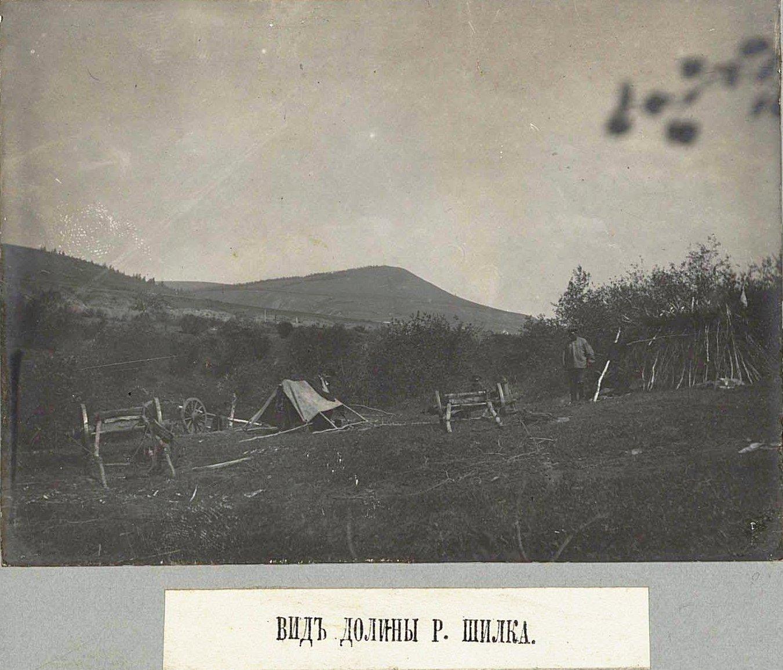 Вид долины р. Шилки