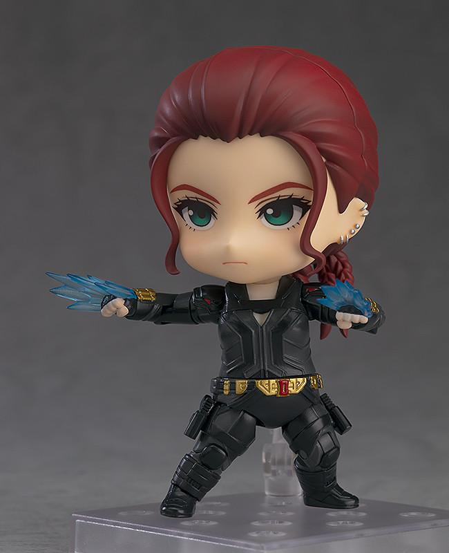 最強女特工!黏土人《黑寡婦》黑寡婦 Black Widow Ver. 一般版/DX版