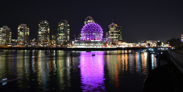 Vancouver At Night - 62