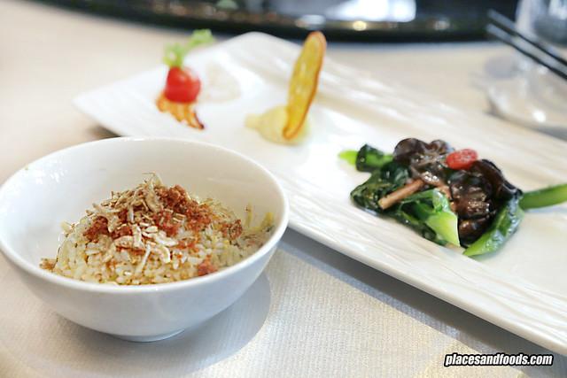 one restaurant fried rice