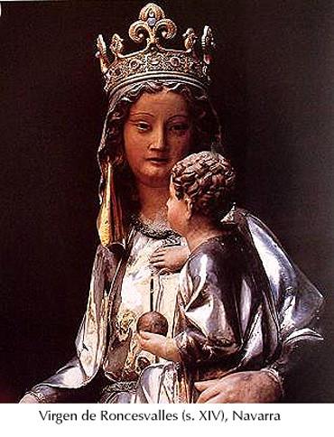 Virgen de Roncesvalles