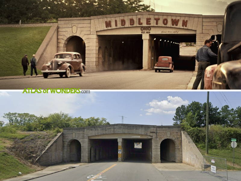 Where was Hillbilly Elegy filmed