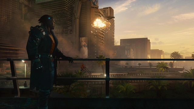 """《電馭叛客2077》故事背景設定 - 誰是""""銀手強尼""""? Johnny Silverhand"""
