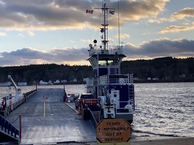 Brady E. Himmelman Cable Ferry