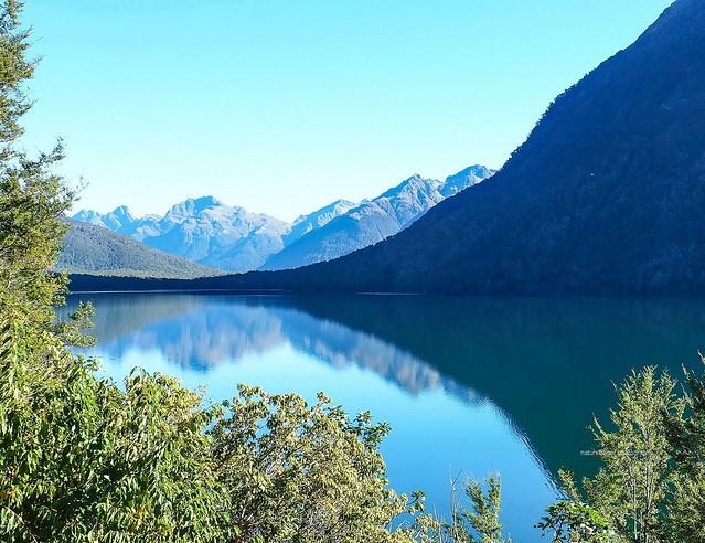 My postcard @ Lake Gunn.