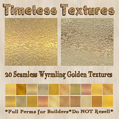 TT 20 Seamless Wyrmling Golden Timeless Textures