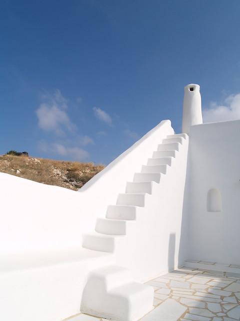 Greek staircase