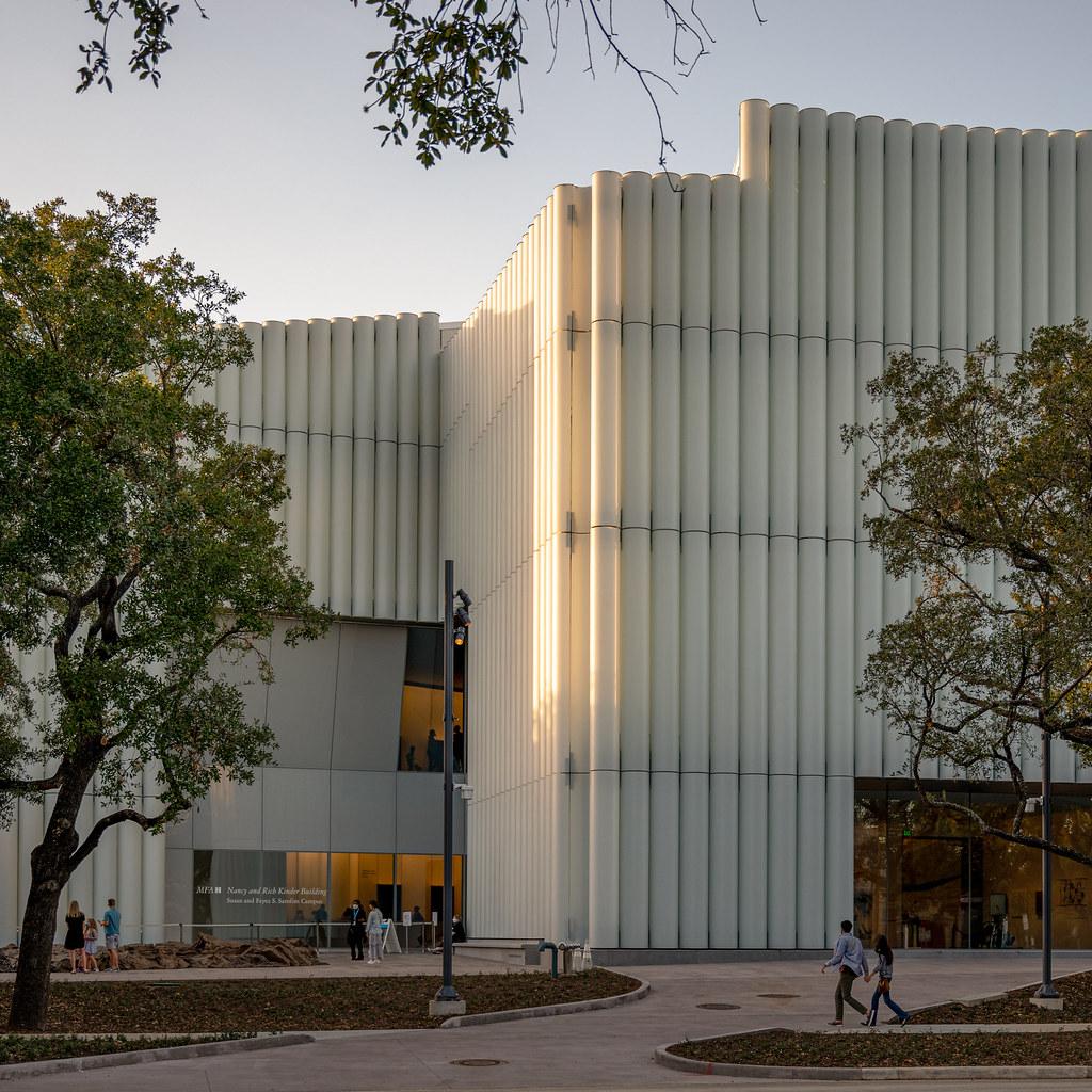 MFA Houston -  Nancy and Rich Kinder Building