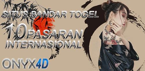 SITUS BANDAR TOGEL DENGAN 10 PASARAN INTERNASIONAL | ONYX4D