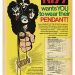 Wed, 2020-11-25 23:32 - Kiss Pendant (1978)