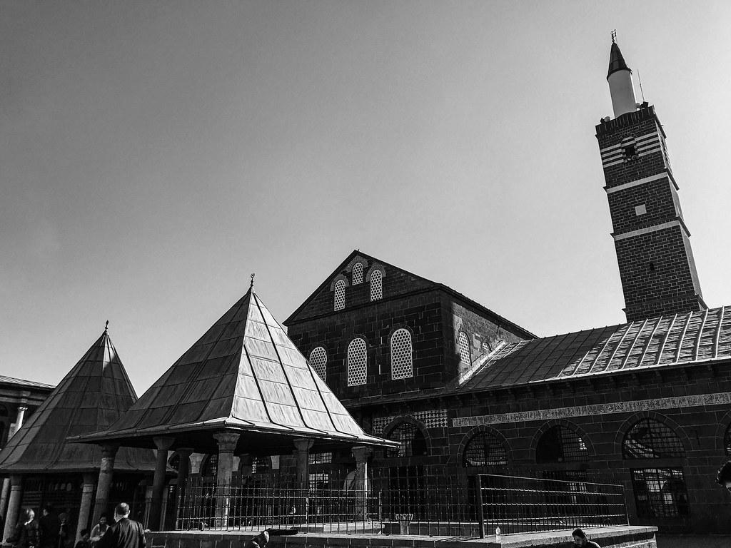 Mosque, Diyarbakır, Turkey