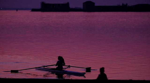 Quei dolci sogni di colore viola