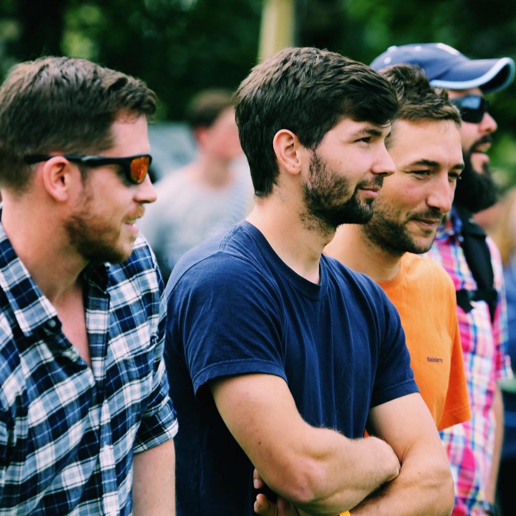 Four Beards
