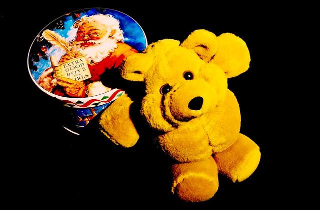 I believe all teddy bears go to heaven. Explored
