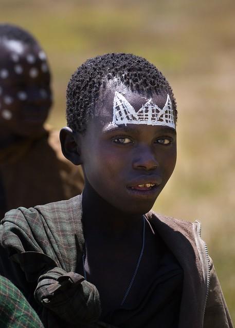 IMGP6778 Young Maasai after circumcision