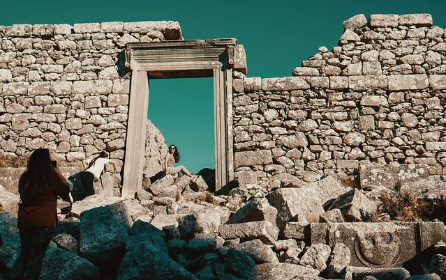 Termessos Ancient City