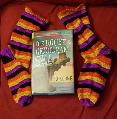 Thanksgiving Socks