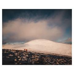 Looking towards Cairngorm summit