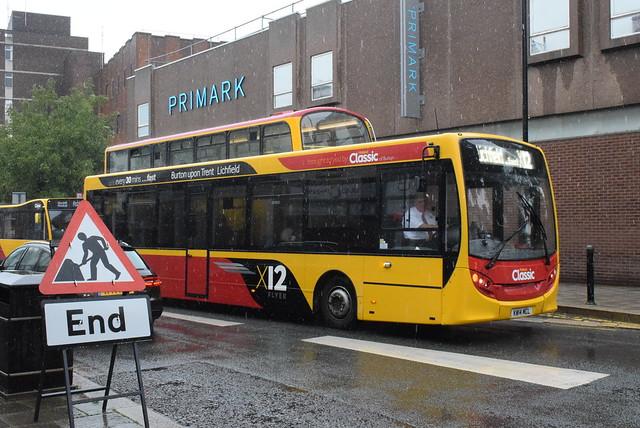 MC 2 @ New Street, Burton-on-Trent