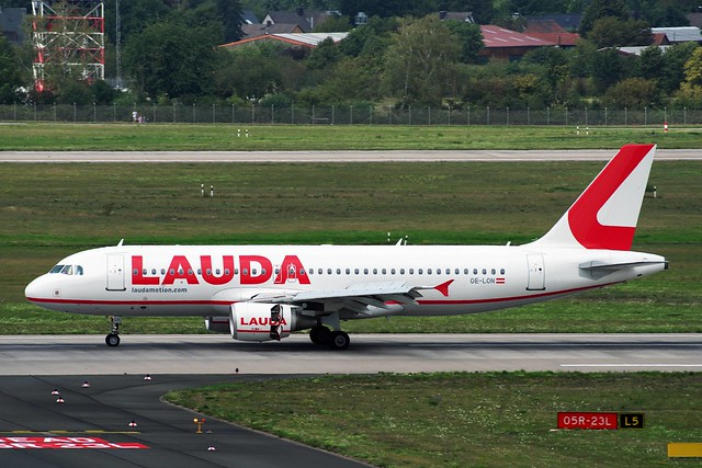 A320 OE-LON Laudamotion