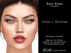 Tville -  Soul eyes *sunrise*