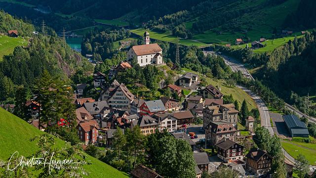 Wassen, Uri, Switzerland
