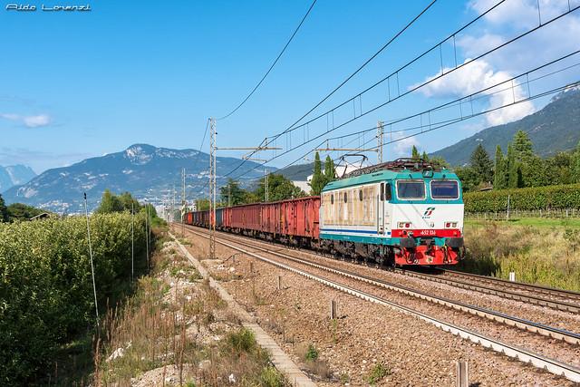 E652.136 Trenitalia Cargo.
