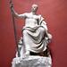 ROMA - MUSEOS VATICANOS - JUPITER