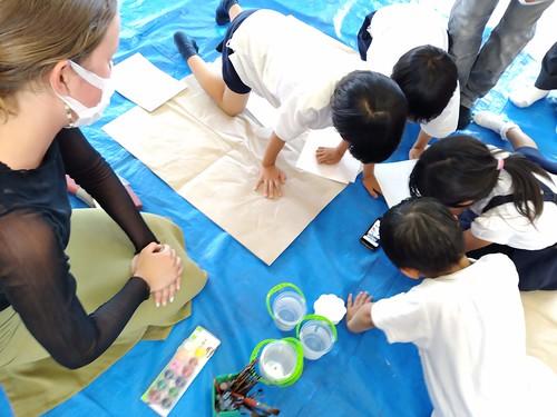 スタジオ クラ子ども絵画造形教室の方針