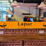 Lapar Malaysian Cuisine. New to Preston Market