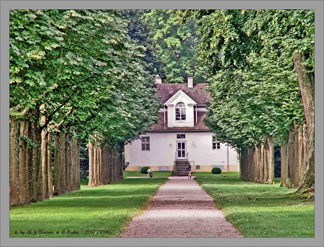 Schloss Favorite 2007  02 / 20
