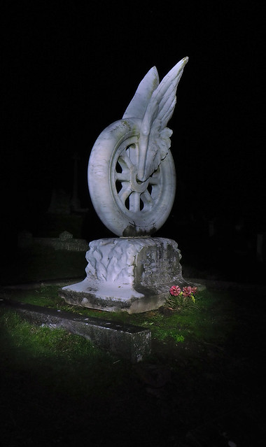 The grave of Beatrice Blore-Browne