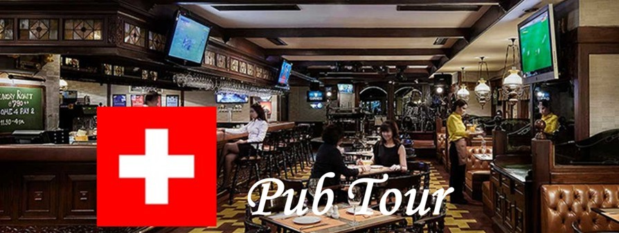 English & Irish Pub-Tour in der Sukhumvit Road