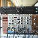 Myon decay experiment electronics