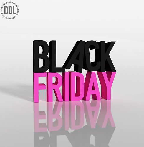 [DDL] Black Friday SALE 50%OFF