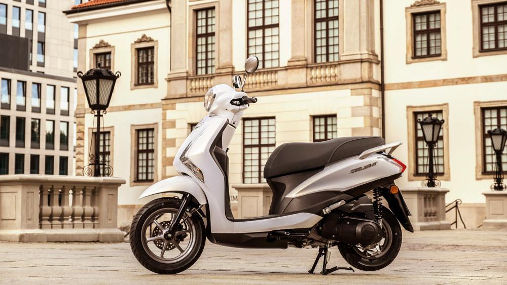 Yamaha D'elight SV