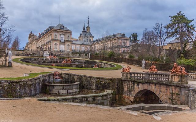Palacio Real de La Granja de San Ildefonso, Segovia. (explore 26/11/20)