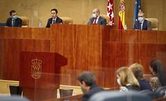 Diputados por un día da la palabra a las personas con discapacidad intelectual de la Comunidad de Madrid
