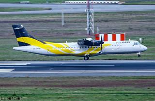 PR-MPW ATR72-500 VOE PASS S/N 682 * Toulouse Blagnac *