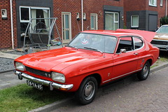 1973 Ford Capri 1300