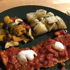 Homemade is the best made. #pork #cutlets in #tomatoSauce #homemade #Food #CucinaDelloZio -