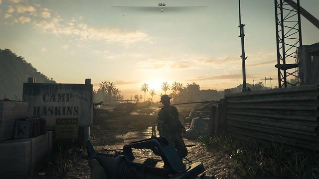 Cod sunrise