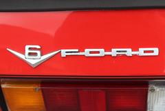 1973 Ford Capri 1300, detail