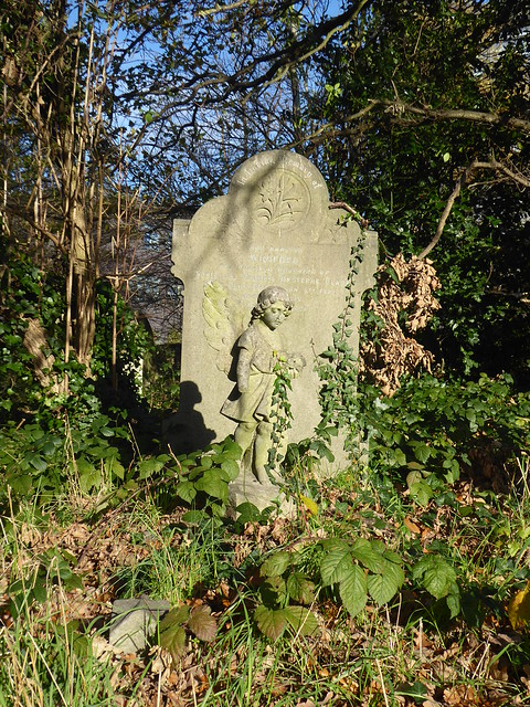 Brockley Cemetery, SE London