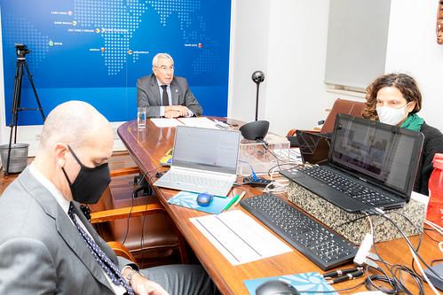 20.11. VIII Reunião de Ministros do Ambiente da CPLP