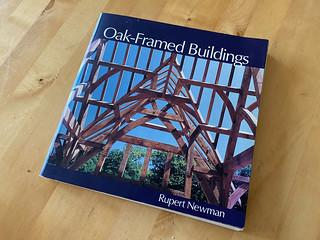 Book - Oak Framed Buildings