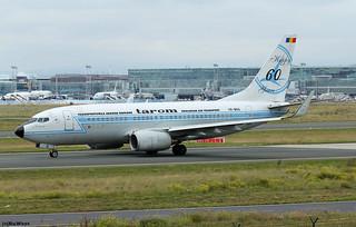 TAROM Boeing 737-78J(WL) YR-BGG
