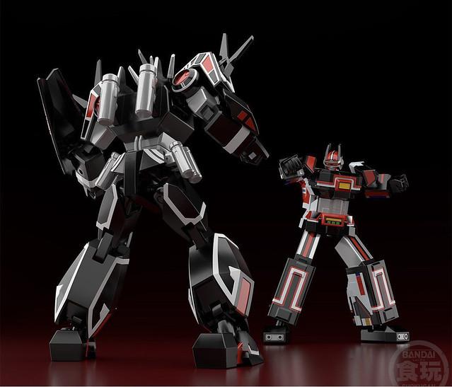 反生化同盟最強戰力!Super Minipla《超電子生化人》巴爾吉昂