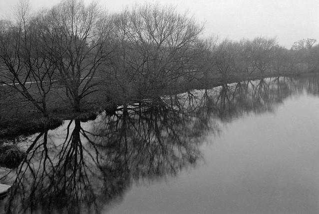 River Lea, near Luton, Beds, 1983 33e-15_2400