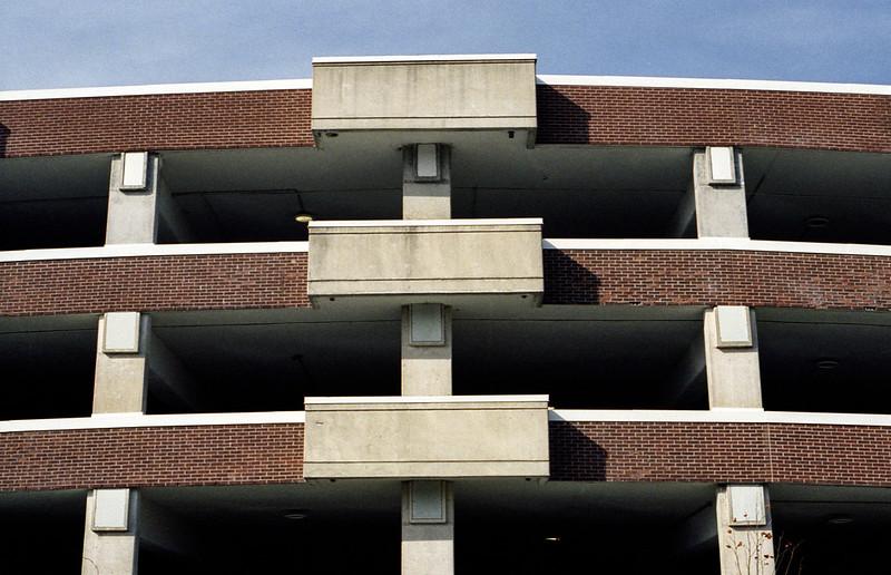 Communiity Centre Parking Garage_